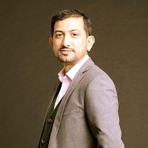 Aravind Upadhyaya | CEO of 8chili